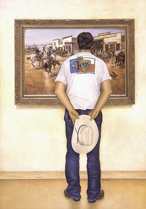 Fort Worth Tourist